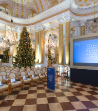 Ceremonia wręczenia nagrody odbyła się w Zamku Królewskim