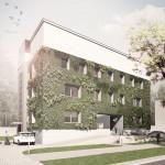 Projekt nowej siedziby FNP