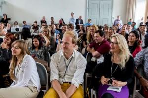Foto: Christian Flemming/ Lindau Nobel Laureate Meetings