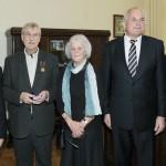 Wręczenie Złotego Krzyża Zasługi dla prof. Lange-Bertalota