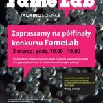 FameLab 2012 polfinal