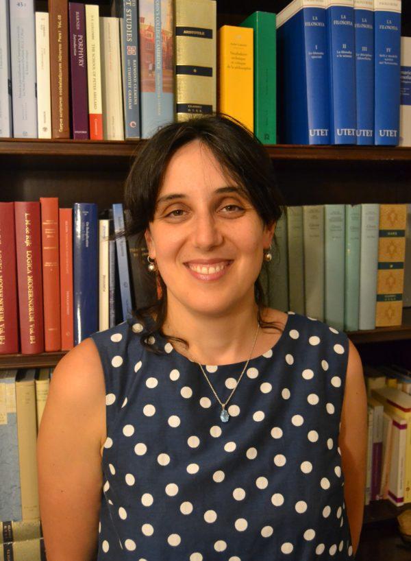dr Caterina Tarlazzi, fot. Archiwum prywatne