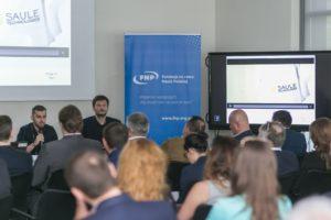 Pierwsza z cyklu konferencji odbyła się we Wrocławiu. Fot. One HD