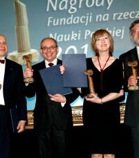 Laureaci Nagród FNP w 2011 roku