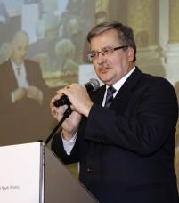 Wręczenie Nagród FNP 2012