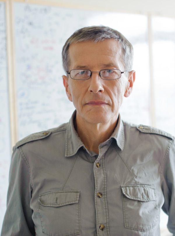 Marek Żukowski fot Michał Jędrak archiwum FNP