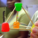 Math 3D shapes by Judy Baxter