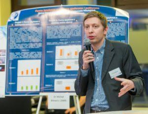 Na zdjęciu dr hab. Michał Bilewicz, fot. Paweł Kula