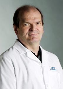 Prof Krzysztof Palczewski