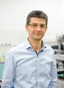 Prof Maciej Wojtkowski pion