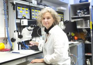 Prof. Ewa Górecka_fot.Magdalena Wiśniewska-Krasińska_Archiwum FNP