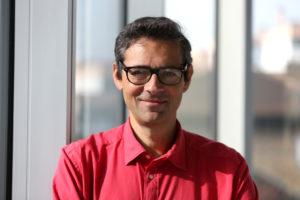 Prof. Laurent Cohen_fot. Archiwum prywatne
