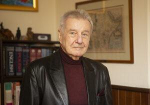 Prof. Romuald Schild_fot.Magdalena Wiśniewska-Krasińska_Archiwum FNP