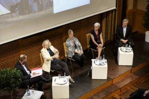 Foto: Rolf Schultes/ Lindau Nobel Laureate Meetings