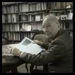 Prof. Jerzy Szacki, socjolog, laureata Nagrody FNP w 2003 r.