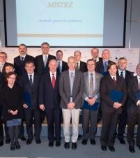 Uroczystość wręczenia dyplomów laureatom MISTRZ (edycja 2012 i 2013)
