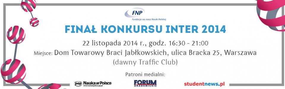 baner _finał INTER 2014