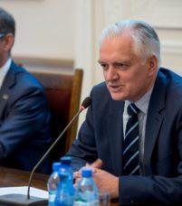 dr Jarosław Gowin_Minister Nauki i Szkolnictwa Wyższego
