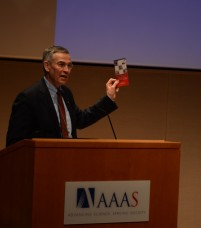 dr Rush Holt, CEO AAAS