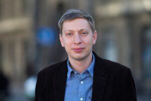 dr hab. Michał Bilewicz_fot. Maciej Śmiarowski_s