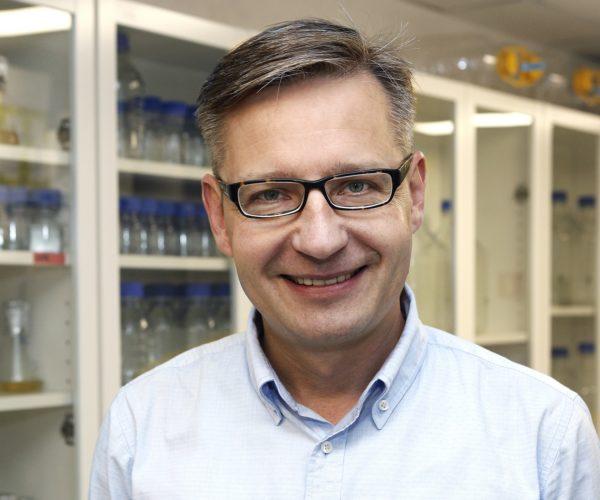 prof. Andrzej Dziembowski_fot. Magdalena Wiśniewska-Krasińska_Fundacja na rzecz Nauki Polskiej